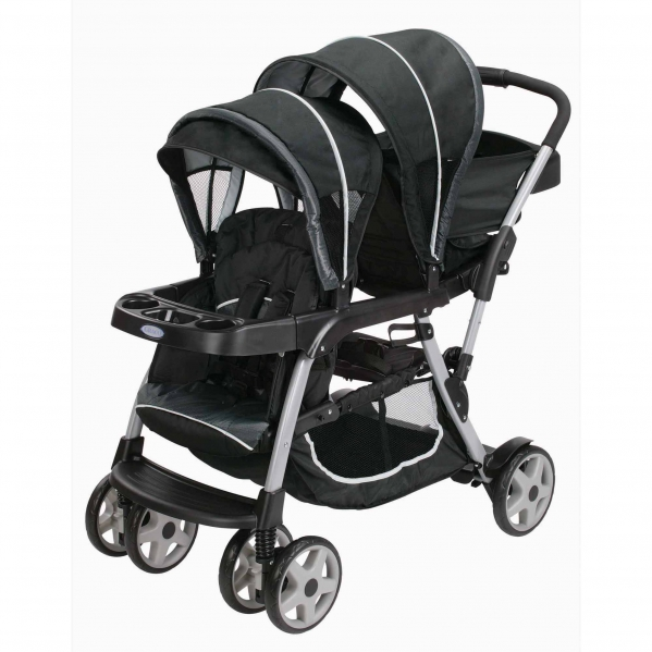 BabyQuip Baby Equipment Rentals - Double Stroller - Sue Inthachai - Northridge, California