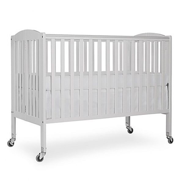 BabyQuip - Baby Equipment Rentals - Full-size Crib with Mattress and Linens - Full-size Crib with Mattress and Linens -