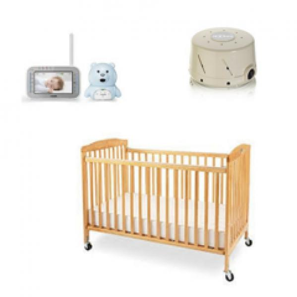BabyQuip Baby Equipment Rentals - Package: Sleep Tight - Heather Bredeson - Shoreline, Washington
