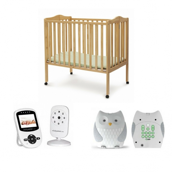 BabyQuip - Baby Equipment Rentals - Package:  Sleep Tight Condo - Package:  Sleep Tight Condo -