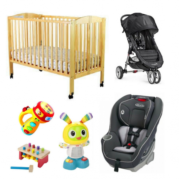 BabyQuip - Baby Equipment Rentals - Package:  Everything You Need  - Package:  Everything You Need  -