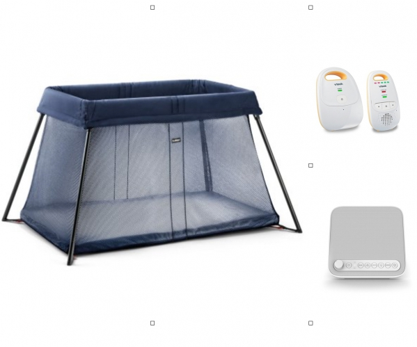 BabyQuip - Baby Equipment Rentals - Package: Sleep mini - Package: Sleep mini -