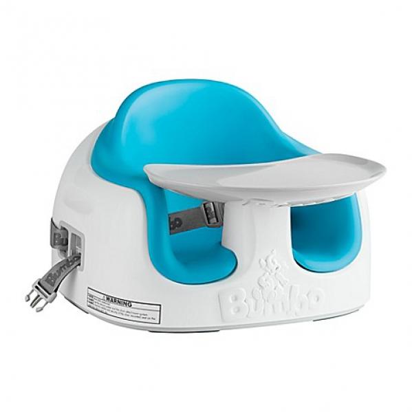 BabyQuip - Baby Equipment Rentals - Multi-seat/Booster with Tray: Bumbo - Multi-seat/Booster with Tray: Bumbo -