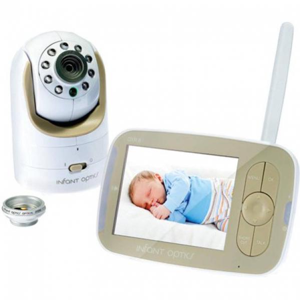 BabyQuip - Baby Equipment Rentals - Baby Video Monitor: Infant Optics - Baby Video Monitor: Infant Optics -