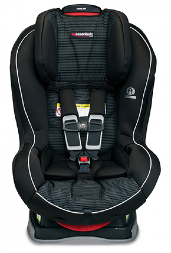 Convertible Car Seat: Britax