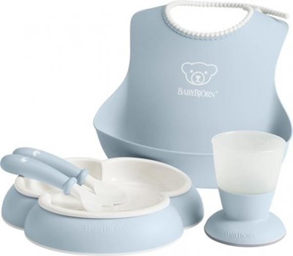 BabyQuip - Baby Equipment Rentals - Dinner Set: Babybjorn  - Dinner Set: Babybjorn  -
