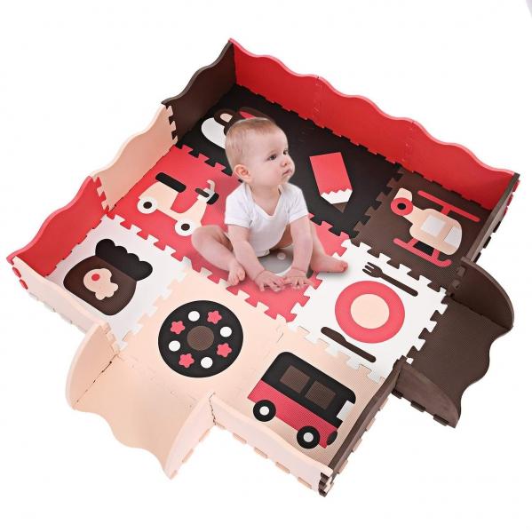 BabyQuip - Baby Equipment Rentals - foam playmat - foam playmat -