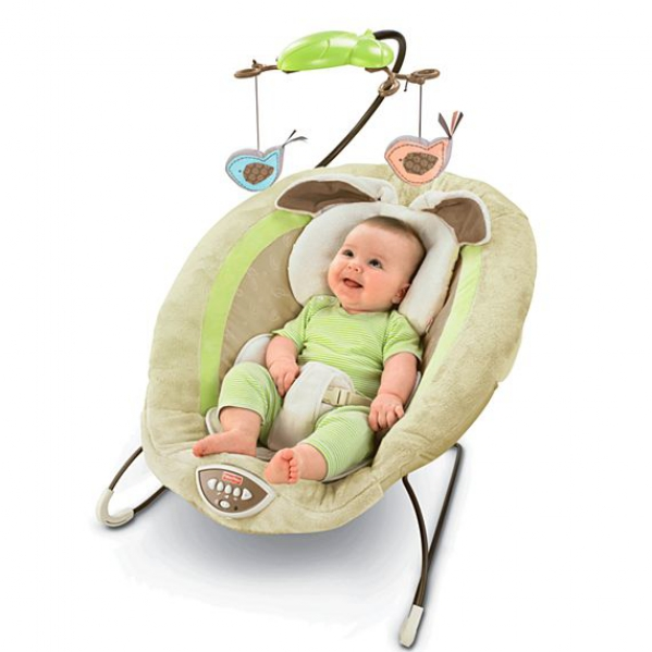 BabyQuip - Baby Equipment Rentals - Bouncer - Bouncer -