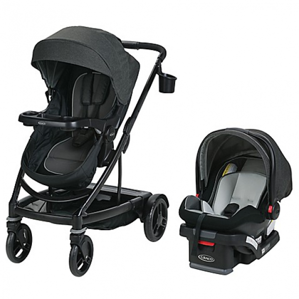 BabyQuip Baby Equipment Rentals - Infant Travel System (Graco) - Ana DaCosta - Spring Valley, CA
