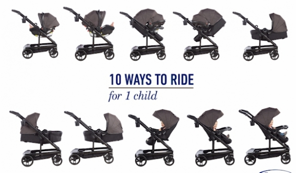 BabyQuip - Baby Equipment Rentals - Single Stroller (Graco) - Single Stroller (Graco) -