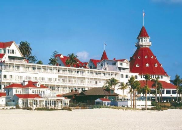 BabyQuip - Baby Equipment Rentals - Hotel Del Coronado Parking Fee - Hotel Del Coronado Parking Fee -