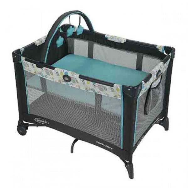 BabyQuip - Baby Equipment Rentals - Pack 'n Play with Linens - Pack 'n Play with Linens -