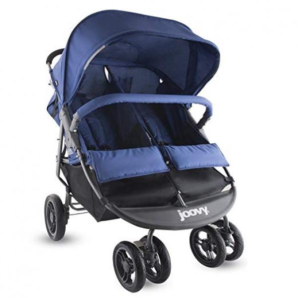 BabyQuip - Baby Equipment Rentals - Joovy Scooter X2 Double Stroller - Joovy Scooter X2 Double Stroller -