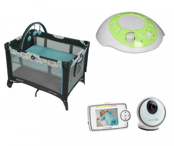 BabyQuip - Baby Equipment Rentals - Sleep Easy Package - Sleep Easy Package -