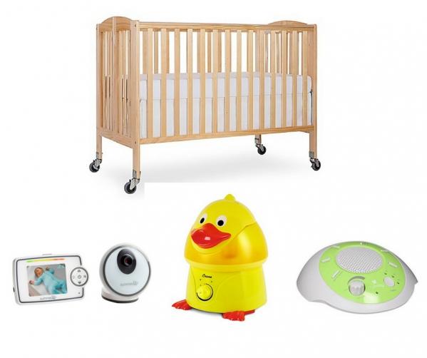 BabyQuip - Baby Equipment Rentals - Best Night's Sleep Package - Best Night's Sleep Package -