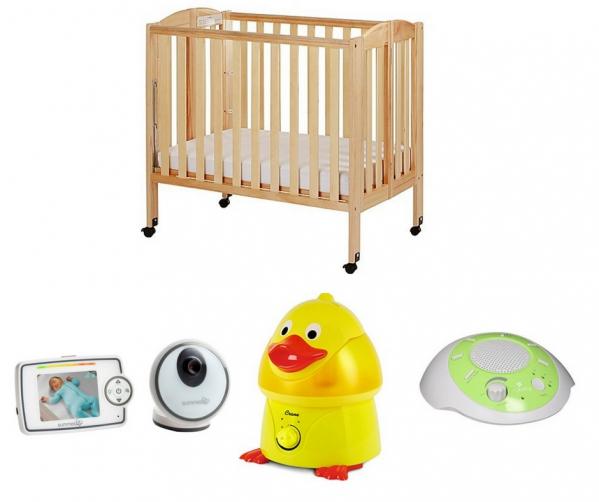 BabyQuip - Baby Equipment Rentals - Best Night's Sleep Package (Mini Crib) - Best Night's Sleep Package (Mini Crib) -
