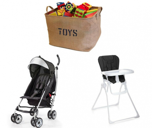 BabyQuip - Baby Equipment Rentals - Eat, Play, and Go Package - Eat, Play, and Go Package -