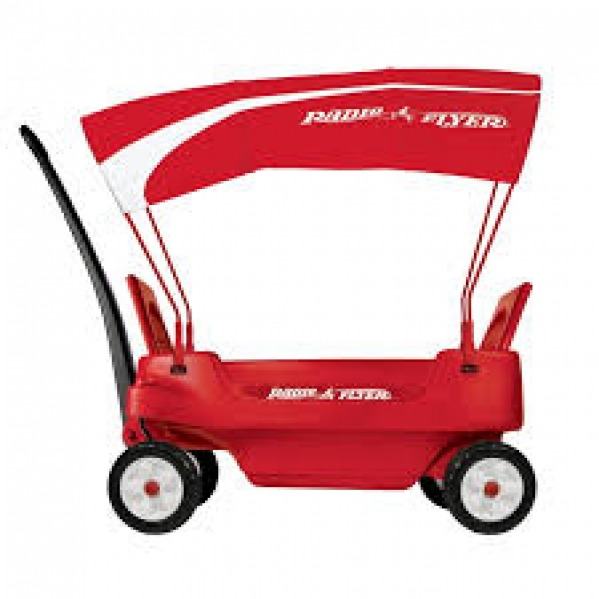 Radio Flyer Wagon With Canopy Rental In Mount Pleasant Sc