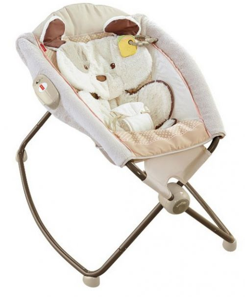 BabyQuip - Baby Equipment Rentals - Auto Rock'n Play Sleeper - Auto Rock'n Play Sleeper -