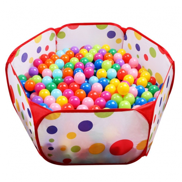 BabyQuip - Baby Equipment Rentals - Ball Pit - Ball Pit -