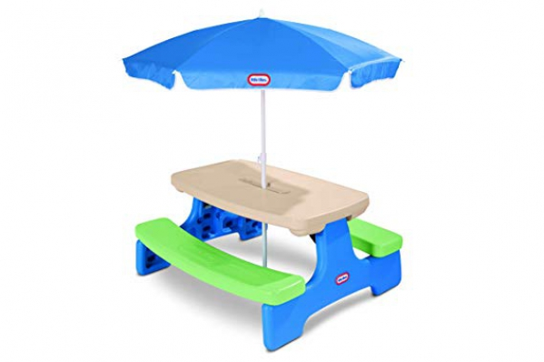 BabyQuip - Baby Equipment Rentals - Little Tikes Picnic Table  - Little Tikes Picnic Table  -