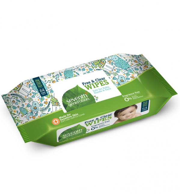 BabyQuip - Baby Equipment Rentals - Eco Friendly Wipes  - Eco Friendly Wipes  -