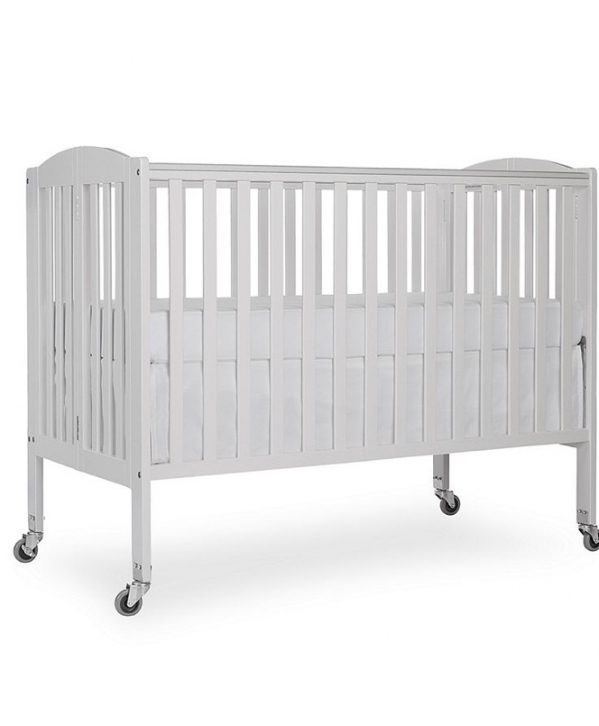 Full-size Crib, Mattress, and Linens