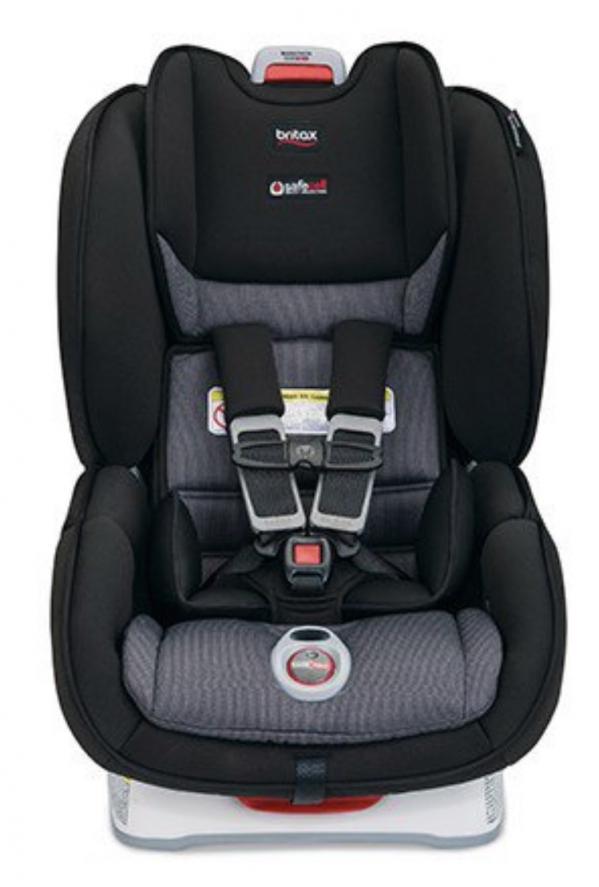 BabyQuip Baby Equipment Rentals - Britax Marathon Clicktight Convertible Car Seat - Becca Lipari - Aubrey, TX
