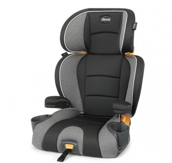 BabyQuip Baby Equipment Rentals - Chicco KidFit 2-in-1 Belt Positioning Booster Seat - Becca Lipari - Aubrey, TX