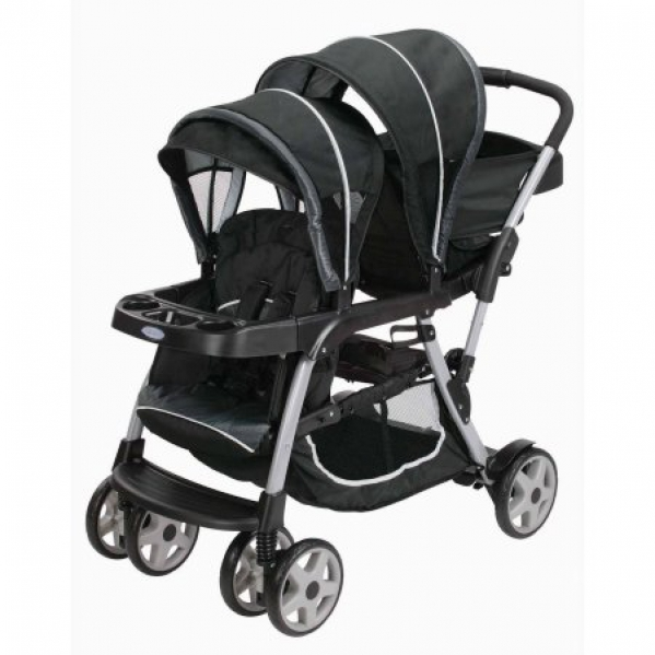 BabyQuip Baby Equipment Rentals - Double Stroller - Nikisha Mayers - Woodbridge, New Jersey