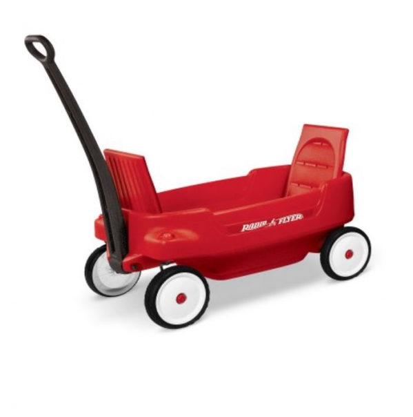 BabyQuip - Baby Equipment Rentals - Radio Flyer Wagon - Radio Flyer Wagon -