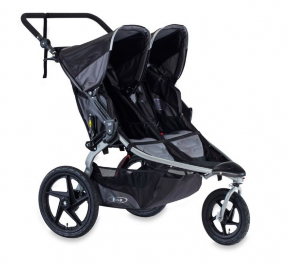 BabyQuip - Baby Equipment Rentals - BOB® Revolution® FLEX Duallie® Double Stroller - BOB® Revolution® FLEX Duallie® Double Stroller -