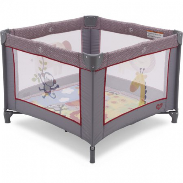 BabyQuip Baby Equipment Rentals - 36 x 36 Play Yard - Nikisha Mayers - Woodbridge, New Jersey