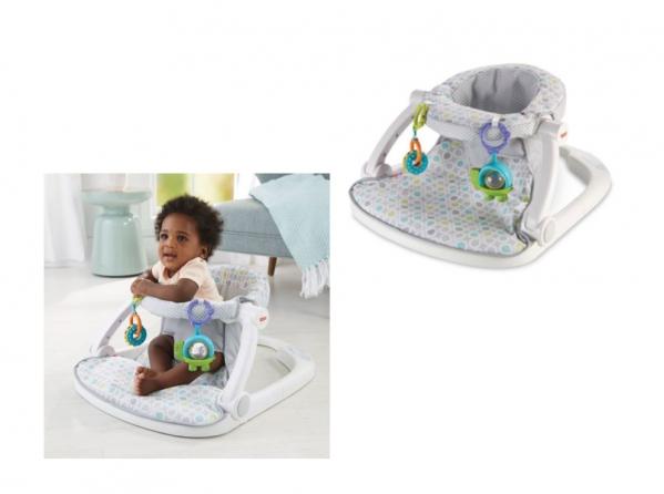 BabyQuip - Baby Equipment Rentals - The Fisher-Price® Sit-Me-Up Floor Seat - The Fisher-Price® Sit-Me-Up Floor Seat -