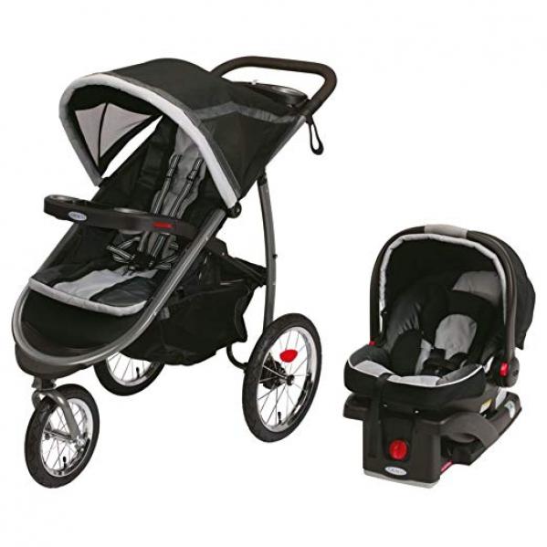 BabyQuip - Baby Equipment Rentals - jogging stroller click connect travel system - jogging stroller click connect travel system -