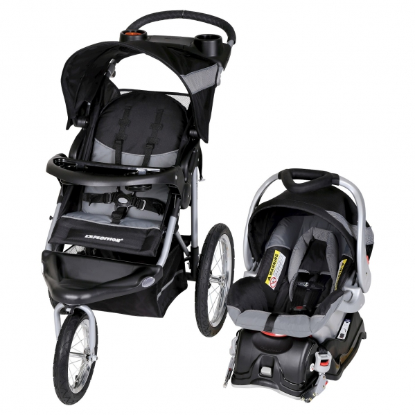BabyQuip - Baby Equipment Rentals - Baby Trend Expedition Travel System - Baby Trend Expedition Travel System -