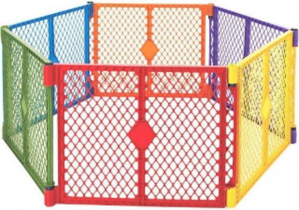 6 Panel Play Yard