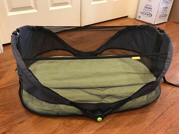 BabyQuip - Baby Equipment Rentals - Folding Travel Bassinet - Folding Travel Bassinet -