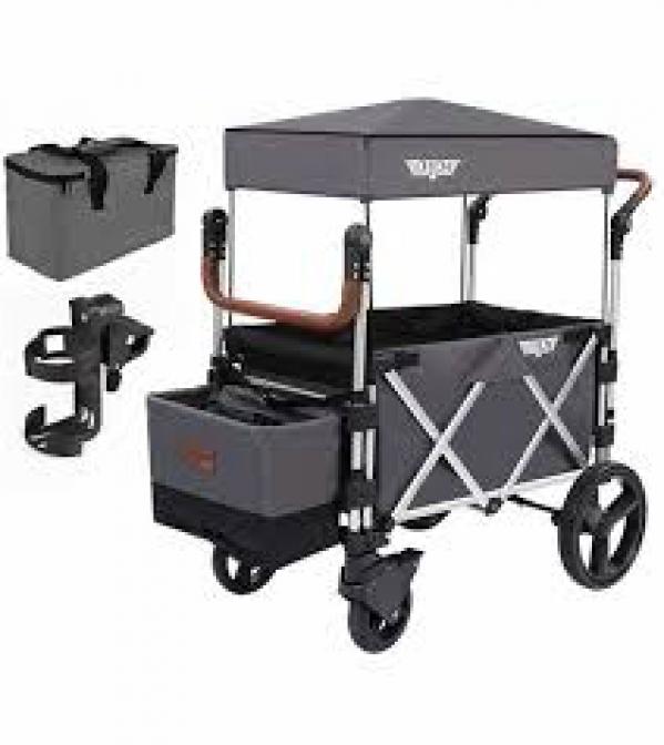BabyQuip - Baby Equipment Rentals - Keenz Stroller Wagon  - Keenz Stroller Wagon  -