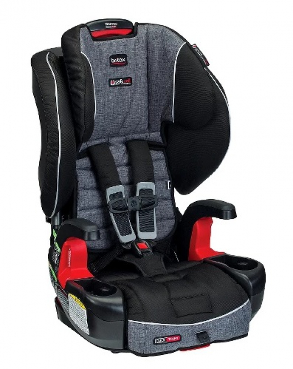 BabyQuip - Baby Equipment Rentals - Harnessed Booster Carseat - Harnessed Booster Carseat -