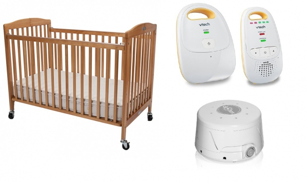 BabyQuip - Baby Equipment Rentals - Bundle: Sleep Soundly  - Bundle: Sleep Soundly  -