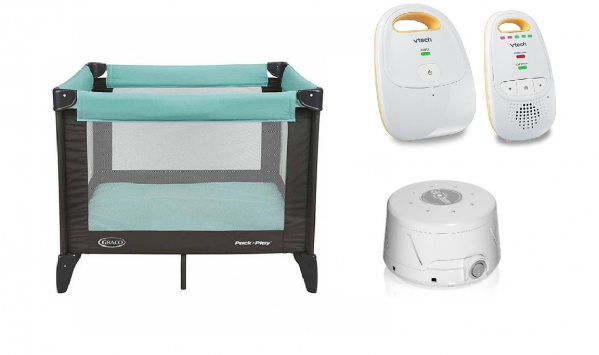 BabyQuip - Baby Equipment Rentals - Bundle: Sleep Gently - Bundle: Sleep Gently -