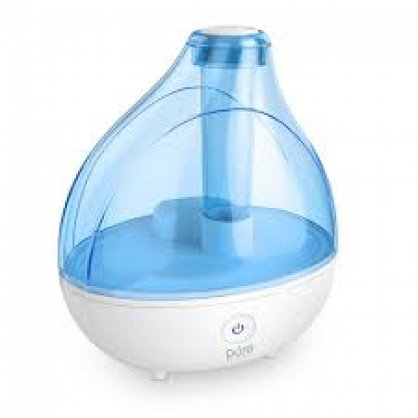 BabyQuip - Baby Equipment Rentals -  Pure Ultrasonic Cool Mist Humidifier -  Pure Ultrasonic Cool Mist Humidifier -