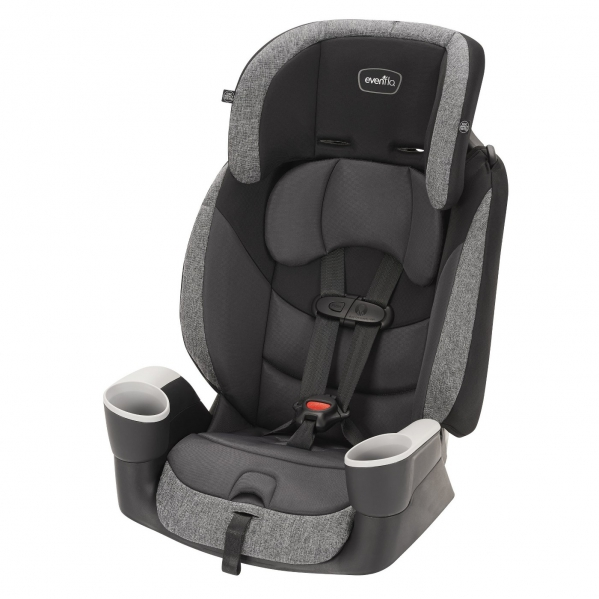 BabyQuip - Baby Equipment Rentals - Harness Booster Car Seat- Evenflo Maestro Sport - Harness Booster Car Seat- Evenflo Maestro Sport -
