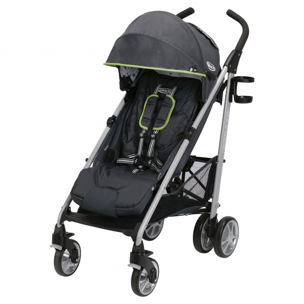 BabyQuip - Baby Equipment Rentals - Lightweight Stroller- Graco Breaze - Lightweight Stroller- Graco Breaze -