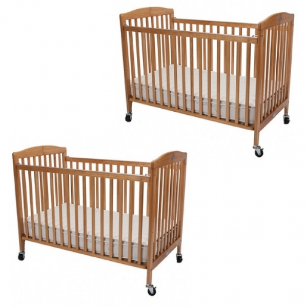 BabyQuip - Baby Equipment Rentals - Twin Cribs - Twin Cribs -