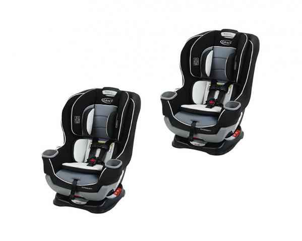 BabyQuip - Baby Equipment Rentals - Double Convertible Seats - Double Convertible Seats -