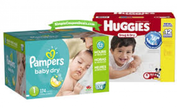 BabyQuip - Baby Equipment Rentals - Diapers - Diapers -