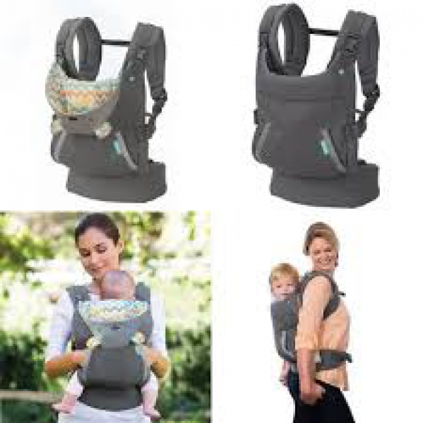 BabyQuip - Baby Equipment Rentals - Baby Carrier (Front or Back) - Baby Carrier (Front or Back) -