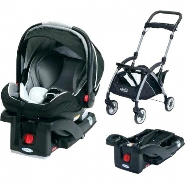 BabyQuip - Baby Equipment Rentals - Rear Facing Car Seat & Lightweight Stroller Base - Rear Facing Car Seat & Lightweight Stroller Base -